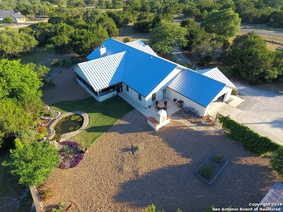 Boerne Single Family Home New: 303 River Mountain Dr