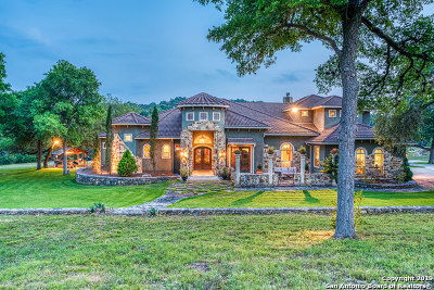Comal County Farm & Ranch For Sale: 750 Sir Winston Dr