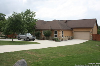 San Antonio Single Family Home New: 8543 Camp Verde Rio