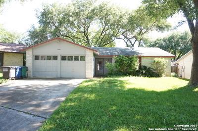 San Antonio Single Family Home New: 14406 Briarpine St