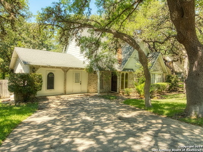 San Antonio Single Family Home New: 10939 Whisper Ridge