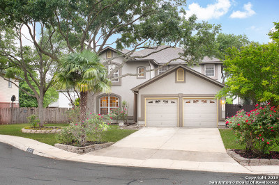 San Antonio Single Family Home New: 12211 Stable Road Dr