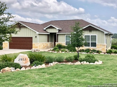 New Braunfels Single Family Home New: 2902 Summit Dr