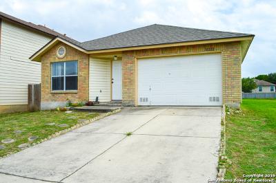 San Antonio Single Family Home New: 10222 Sunset Pl