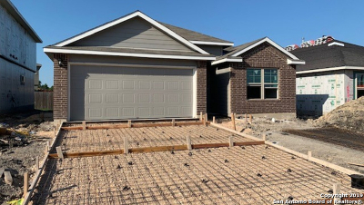 New Braunfels TX Single Family Home New: $228,350