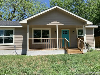 San Antonio Single Family Home New: 239 Simon
