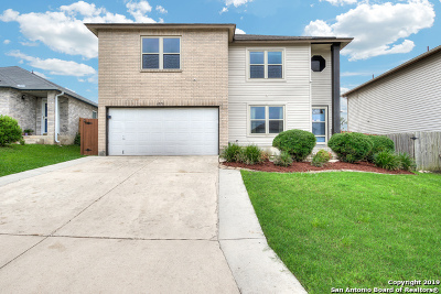 Converse Single Family Home New: 6578 Beech Trail Dr