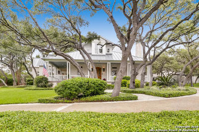 San Antonio Single Family Home New: 2 Camden Oaks