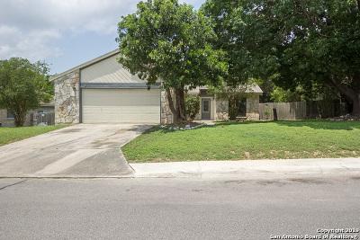 San Antonio Single Family Home New: 5903 Spring Valley