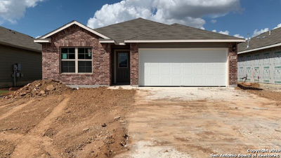New Braunfels Single Family Home Price Change: 2677 McCrae