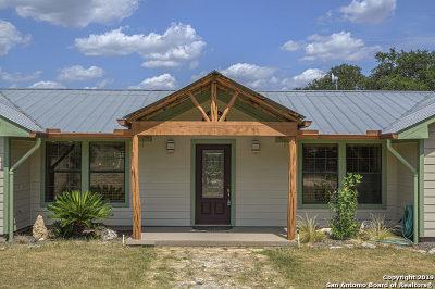 Blanco Single Family Home For Sale: 525 River Oaks Rd