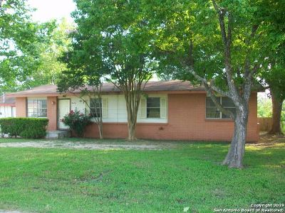 San Marcos Single Family Home For Sale: 5072 Crossover Rd