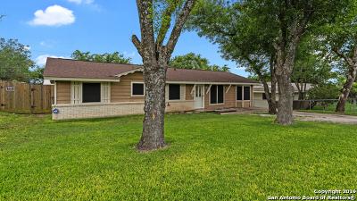 San Antonio Single Family Home New: 122 Paradise Valley Dr