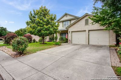 Bexar County Single Family Home New: 15345 Preston Pass Dr