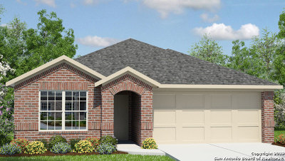New Braunfels TX Single Family Home New: $241,530