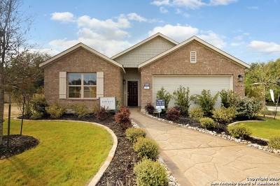 Single Family Home New: 16519 Paso Rio Creek