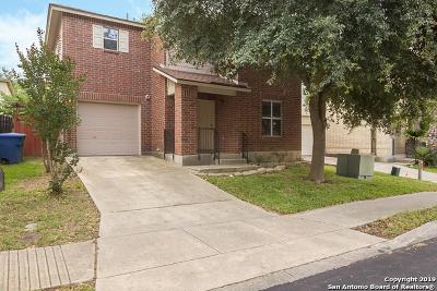 San Antonio Single Family Home New: 19 Adkins Ridge