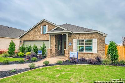 San Antonio Single Family Home New: 12034 Bailey Hills