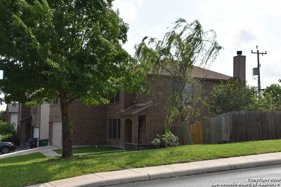 San Antonio Single Family Home New: 7102 Raintree Forest