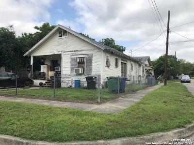 Multi Family Home New: 1021 Center St