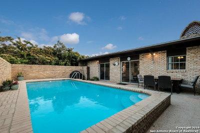 Castle Hills Single Family Home New: 121 Cotillion Dr