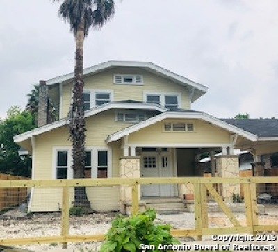 Single Family Home New: 1007 Delaware St
