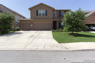 San Antonio Single Family Home Back on Market: 8611 Keila Orchard