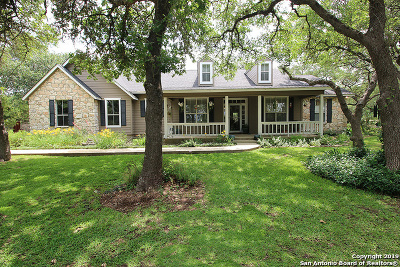 Spring Branch Single Family Home New: 8018 Gainsborough Dr