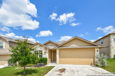 Schertz Single Family Home Price Change: 12248 Bening Vly
