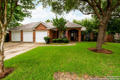 Schertz, Cibolo Single Family Home Active Option: 1325 Arroyo Verde