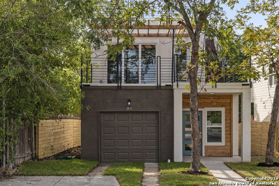 San Antonio Single Family Home Back on Market: 308 Pinckney St