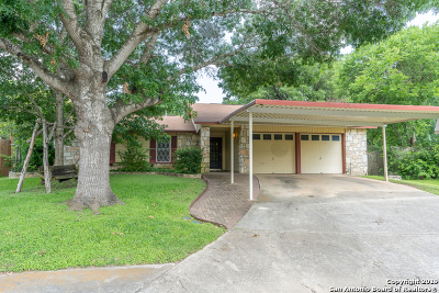 San Antonio Single Family Home New: 5810 Lake Trail