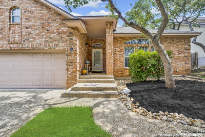 San Antonio Single Family Home New: 1419 Canyon Edge