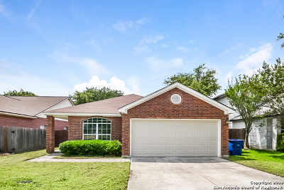 San Antonio Single Family Home New: 8914 Sarasota Woods