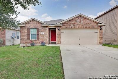 San Antonio Single Family Home New: 12055 Luckey View