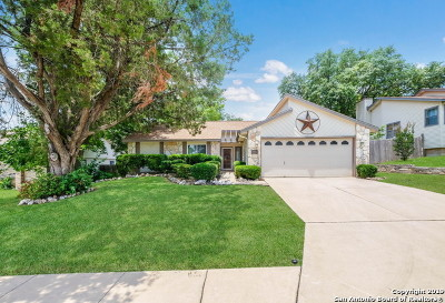 San Antonio Single Family Home New: 5843 Spring Valley