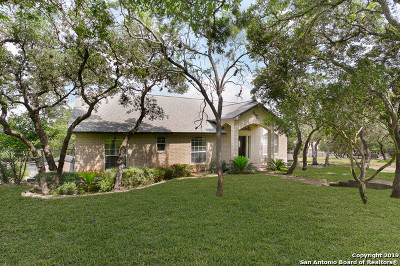 San Antonio Single Family Home New: 26128 High Timber Pass St