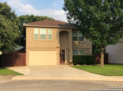 San Antonio Single Family Home New: 7734 Claridge