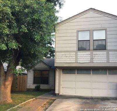 San Antonio Single Family Home New: 10062 Sandy Field