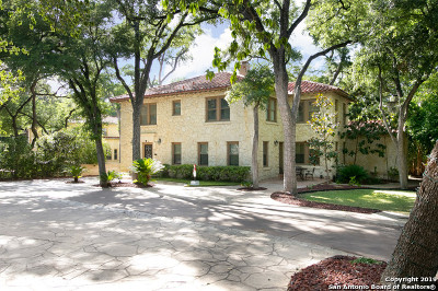 San Antonio Single Family Home New: 433 E Hildebrand Ave