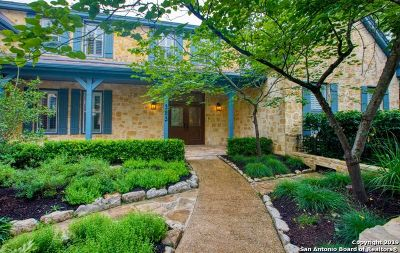 San Antonio Single Family Home New: 323 Pagoda Oak