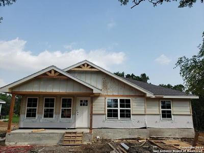 Spring Branch Single Family Home New: 1229 Bob White