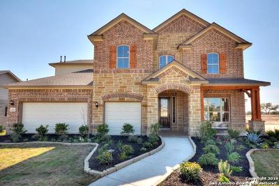 San Antonio Single Family Home New: 12030 Upton Park