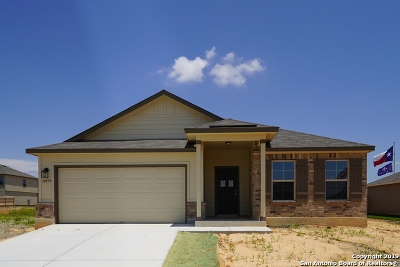 Converse Single Family Home New: 10579 Penelope Way