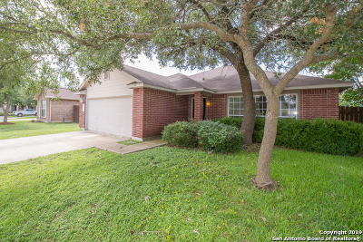 Helotes Single Family Home For Sale: 9218 Cedar Pt