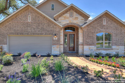 Boerne Single Family Home New: 111 Kingston Court
