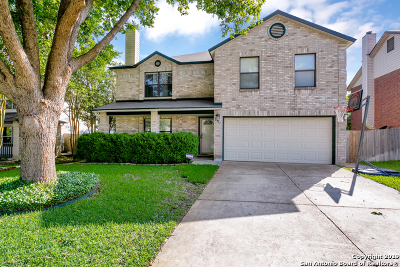 Schertz Single Family Home New: 2547 Chasefield Dr