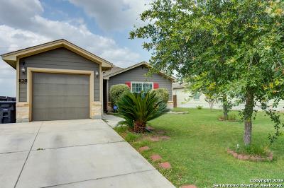 San Antonio Single Family Home New: 903 Three Wood Way