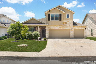New Braunfels Single Family Home New: 3536 Black Cloud