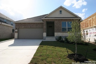 Cibolo Single Family Home New: 608 Saddle Forest